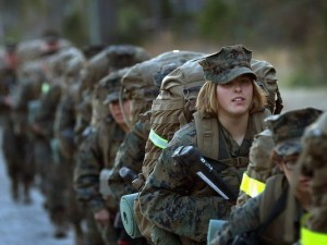 For new Marine commandant, the issue of women in combat is already moot