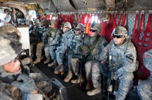 2nd Brigade Combat Team, 1st Cavalry Division tapped for summer deployment to South Korea