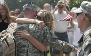 Military spouses can use their challenges to get a leg up in the job hunt