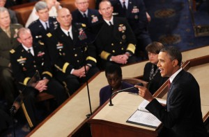 Obama Presses for New Authority To Attack ISIS in State of the Union