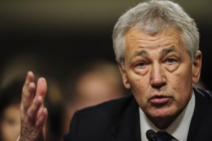 Hagel Warns Against White House 'Micromanaging' Military Leaders