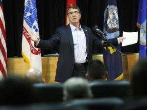 Carter to brass: Nix the PowerPoint, speak up instead
