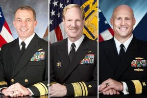3 Rear Admirals Forced Out Amid Massive Navy Bribery Scandal