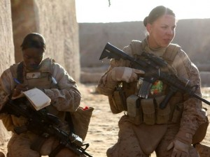 Services on track to open all military jobs to women