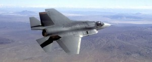 Pentagon's vaunted F-35 earns lousy review from test pilot in secret report