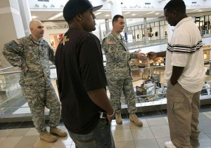 Army faces recruit deficit, may miss '15 goal