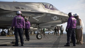 U.S. Marines Corps declares the F-35B operational