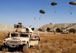 Army celebrates 75 years of the American paratrooper