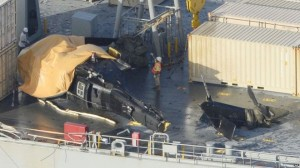 7 injured after US military helicopter crashes off coast of Japanese island