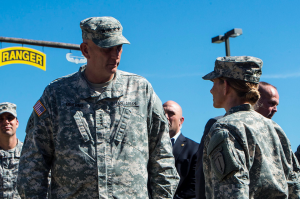 Will the Army open its elite Ranger Regiment to women? A controversial decision awaits.