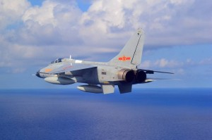 Chinese fighter jet makes unsafe intercept of Air Force plane over Yellow Sea, Pentagon says